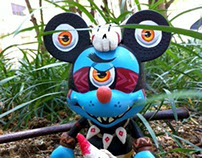 Sakai Mickey Mouse Customize 2012