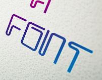 Bliat, what a fantastic font