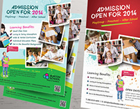 Junior School Promotion Design Template Bundle
