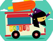 PALETA Album cover