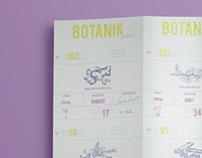 Botanik - Cocktail Brochure