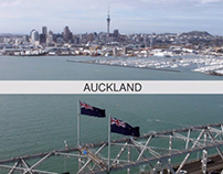 Video work for Tourism New Zealand & Air New Zealand