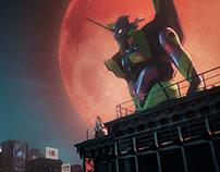 龙族幻想 X EVANGELION