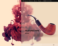 Little Goa Smoke Products Website Redesign