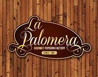 La Palomera - Gourmet Popcorn Factory