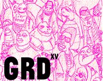 Grime Riot Disco XV