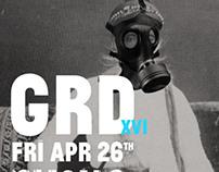 Grime Riot Disco XVI- PHONO