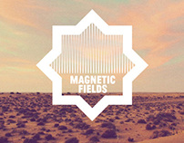 Magnetic Fields Festival (Branding)