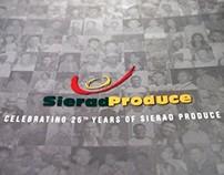 Sierad Produce Company Profile 2011
