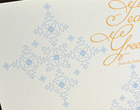 Promotion - Holiday Giving Card