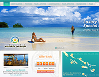 Solomon Island New website
