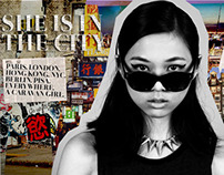 She is in the city (Caravan)