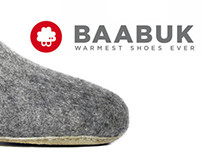 BAABUK  - Warmest shoes ever