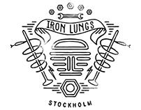 Iron Lungs Motorcycle Regalia Shirt