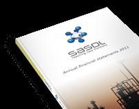 Sasol annual financial statement