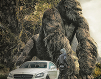 Yeah - That is King Kong