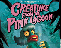 Creature from the Pink Lagoon
