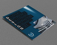 Design Company Brochure Template - 36 Pages