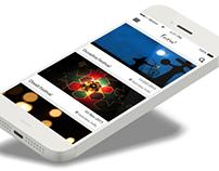 iOS 7 Festival App
