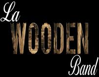 La Wooden Band logo