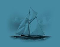 Sailing Club poster