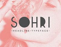 SOHRI Typeface
