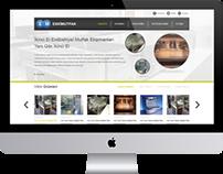 Eskimutfak Web Design