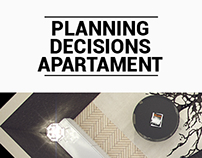 The options for planning decisions apartments