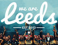 We Are Leeds Rhinos
