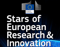 Stars of European Research & Innovation – Tablet app
