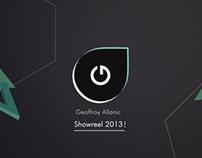 Showreel 2013