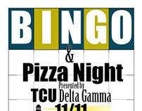 Flyer - Bingo Night