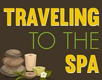 Travelling to the Spa Infographic