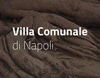 Villa Comunale di Napoli - Wayfinding project