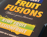 Absolut Fruit Fusions - Fruit Packaging