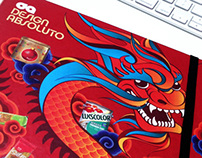 DESIGN ABSOLUTO - SKETCHBOOKS