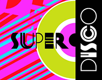Super Disco Typeface