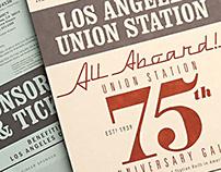 LA Conservancy 2014 Fundraising Gala Invitation Package