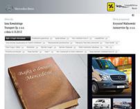 Mercedes-Benz - Elektroniczna Teczka Akwizycyjna