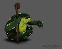 Elder Toad