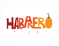 Habanero Pixel - Branding