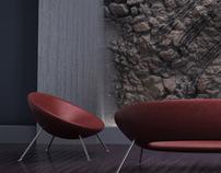 Interior conceptions / Концепции интерьеров