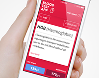 Blood Test App