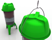 Vhembe Filter (a Good Design Awards 2009 Winner)