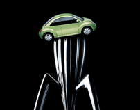 VW Beetle Campaign -1999