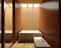 Salle de bain - Acoustik wood