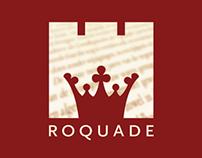 Roquade logo design