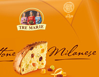 Tre Marie - restyling classic line