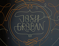 In the Round Tour | Josh Groban