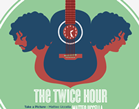 CD Design for The Twice Hour